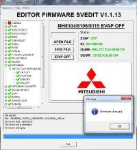 Module EVAP OFF MELCO CAN MH8104/8106/8115 MITSUBISHI
