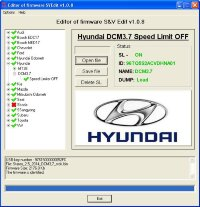 Module Speed Limiter OFF ECU DCM 3.7 Kia Hyundai