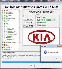 Module Immo OFF M(G)7.9.8 Hyundai Kia