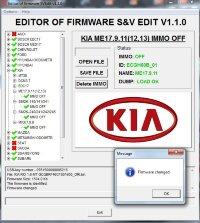 Module Immo OFF ME17.9.11(12,13) Hyundai Kia